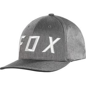 Fox Moth 110 Snapback Heather Black